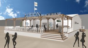 アルビオンビーチハウス