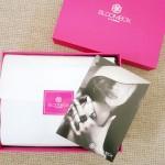 BLOOMBOX(ブルームボックス)2015年10月の中身公開♪人気のブランドアイテムあり、金箔入りの現品あり!