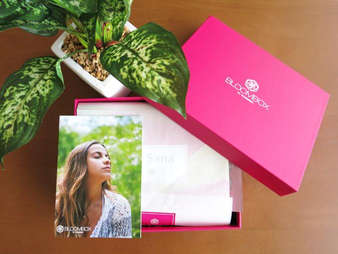 ブルームボックス 5月ボックスのカード画像