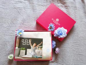 ブルームボックス2020年5月の箱とカード